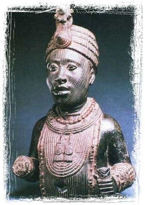 Mitos del África Negra
