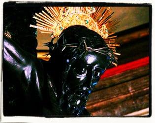 El Cristo Negro de Esquipulas