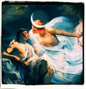 Selene (Luna romanos)