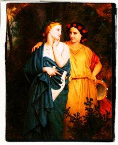 Progne y Filomela