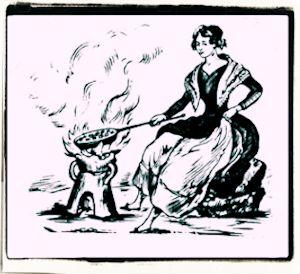 La mujer herrada