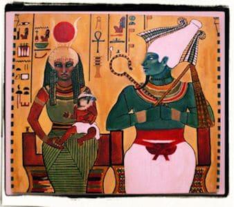 Isis y Osiris