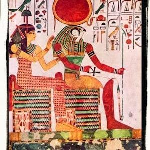 El nombre secreto del dios Ra