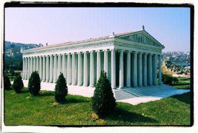 Templo de Diana en Éfeso