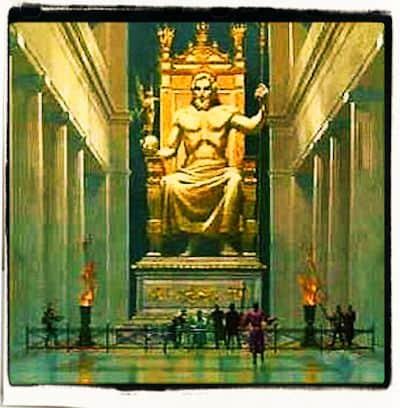 Estatua de Júpiter Oilímpico