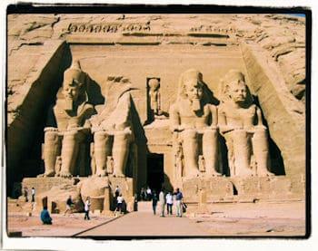 Templos del Antiguo Egipto