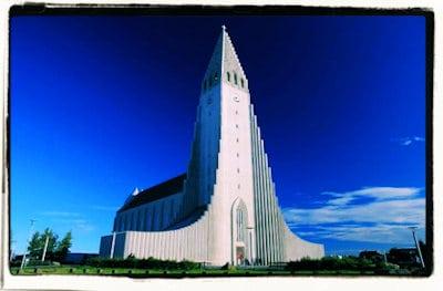 Iglesia de Hallgrímur