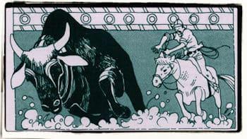 La leyenda del mandador y el chingo negro