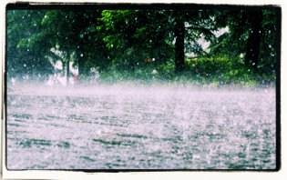 El niño guardián de la lluvia