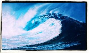 Leyenda de la creación de los mares